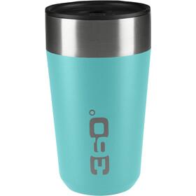 360° degrees Vacuum Travel Mug Large 475ml turquoise